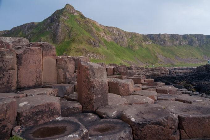 La Chaussée des Géants et ses rochers hexagonaux