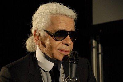 Entrevue avec Karl Lagerfeld : « Non, il n'est pas Dieu »