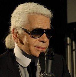 Interview de Karl Lagerfeld : « Non, il n'est pas Dieu »