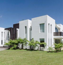 Vision architecturale de Pablo Marroquin