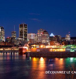 Le Canada au départ de Toulouse