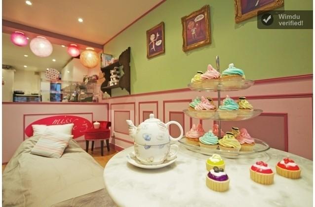 Découvrir Miss Cupcake à Paris