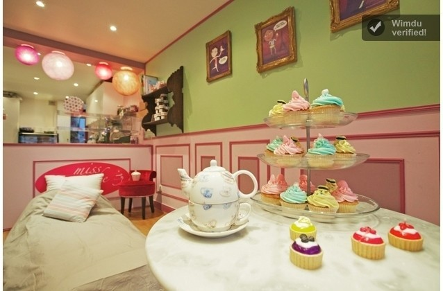 Miss Cupcake à Paris