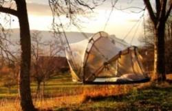 La Canopée-lodge dans le Morbihan