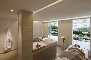 Le spa Le Bristol, meilleur spa de luxe au monde