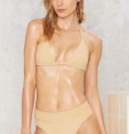 Un maillot de bain pour être toute nue