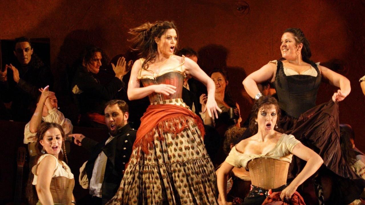 Opéra Carmen
