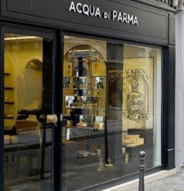 Parfum : Acqua di Parma à Paris