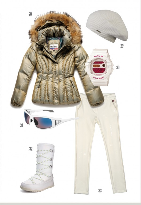 Quels looks pour être la star des pistes de ski ?