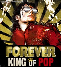 Spectacle Forever King of Pop
