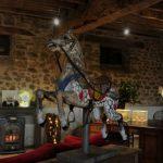 Ambiance de Noël au Mas de la Tourelle