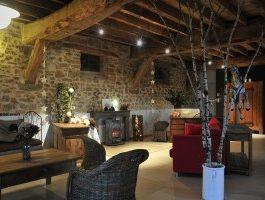 Aveyron : Ambiance de Noël au Mas de la Tourelle