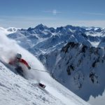 Faire du Free ride dans les Pyrénées