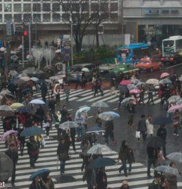 Tokyo : A l'attaque de Shibuya