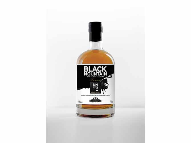 Black Mountain, le whisky made in Sud Ouest