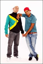 Spectacle des Lascars Gays