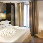 S'acheminer vers l'hôtel Eden à Paris pour un séjour
