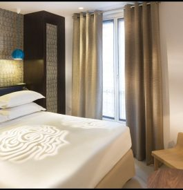 Voyage : L'hôtel Eden à Paris