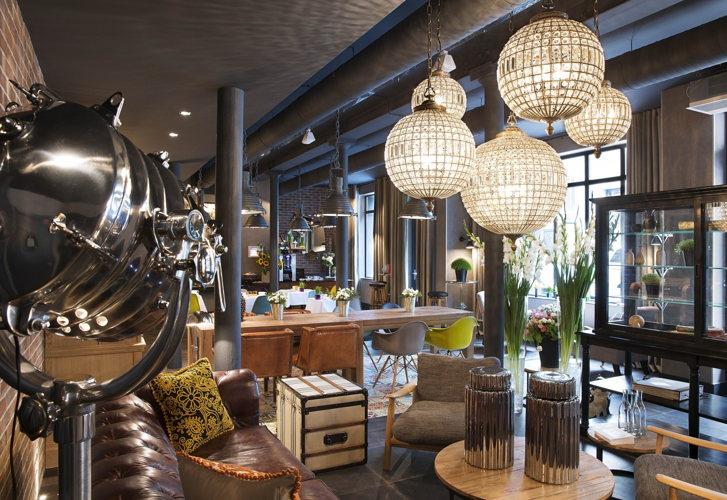 L'hôtel Fabric s'installe dans une usine