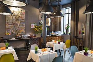 L'hôtel Fabric s'installe dans une ancienne usine à Paris