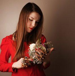 Cécile Pic fabrique des bijoux