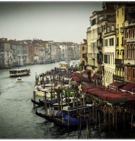 se perdre Venise