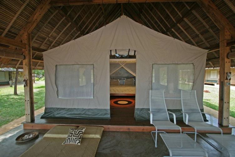 L'Eden Lodge Madagascar élu meilleur hôtel durable au monde à découvrir, intérieur de tente pour glamping stylé