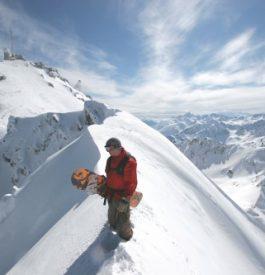 Arpenter les pistes de ski free-ride du Pic du Midi