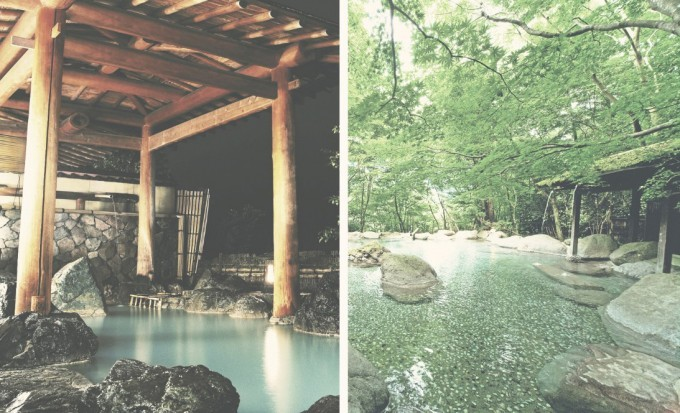 Voyage au Japon : L'expérience du Onsen