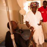 Aller au Sénégal pour voir un médecin dans la brousse