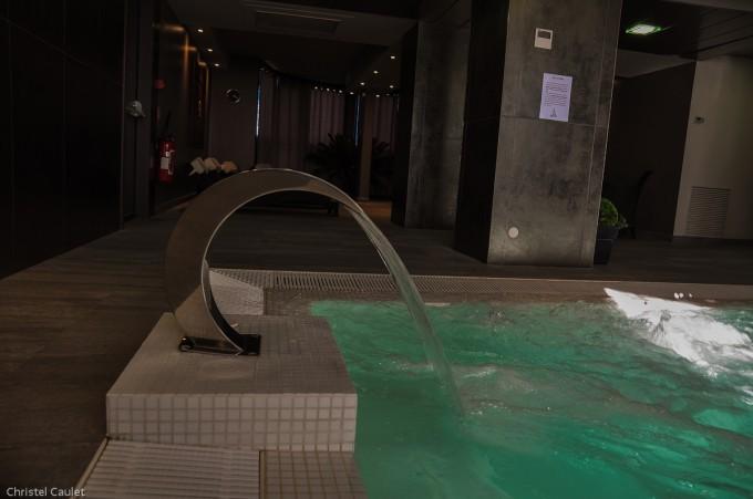 Espace zen au spa Palladia à Toulouse