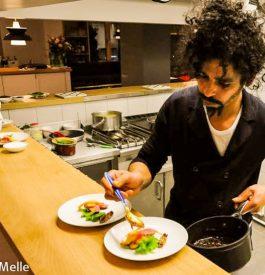 Expérience culinaire grandiose à la Pente douce