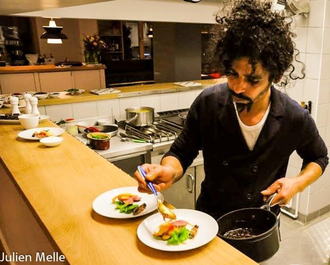 La pente douce toulouse for Cuisinier toulouse