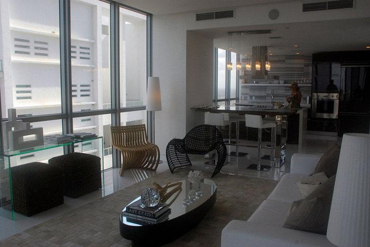 Notre appartement de luxe au Viceroy à Miami