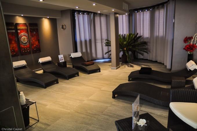 Massage au spa du palladia toulouse blog voyage luxe for Salon a toulouse