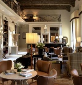 Palazzo Tornabuoni en plein cœur de Florence