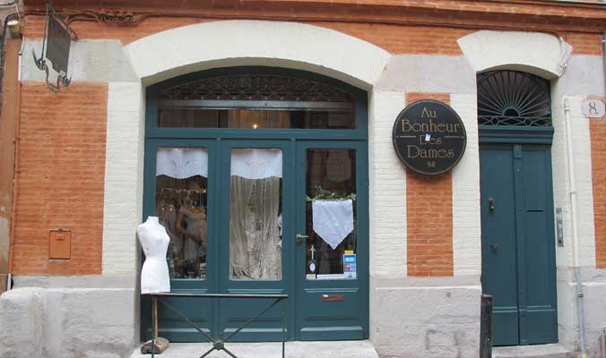 Au Bonheur Des Dames à Toulouse