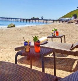 Se rendre au Malibu Beach Inn Los Angeles