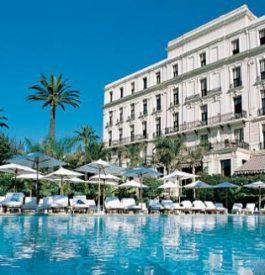 Dormir à l'hôtel Royal Riviera à Nice