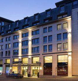 S'installer à l'hôtel Sofitel à Bruxelles