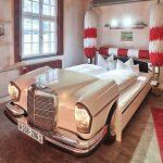 Hébergement insolite : Le V8 Hotel à Stuttgart