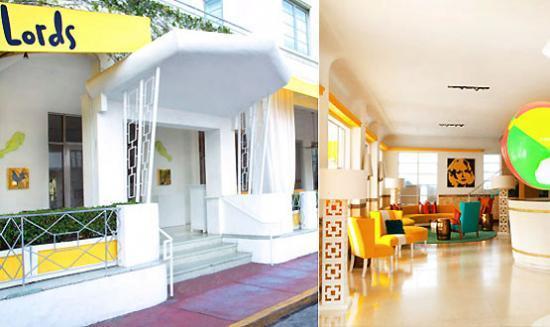 Hôtel Lords South Beach à Miami