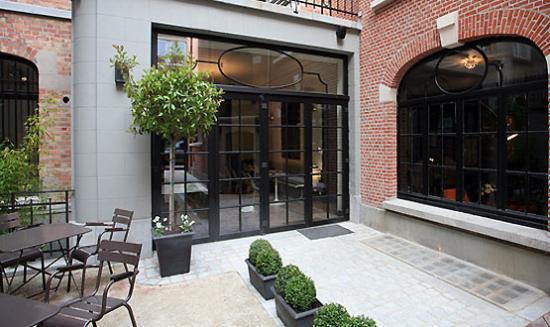 Hôtel Vintage à Bruxelles
