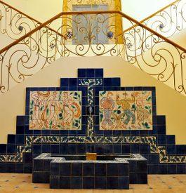 L'Hôtel Les Frères Ibarboure à Bidart