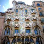 La Casa Batllo à Barcelone