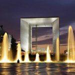 La Grande Arche de la Défense à Paris