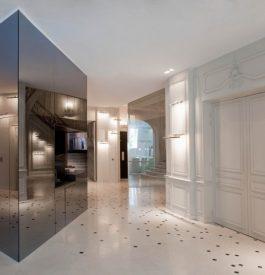 Refuge détente à la Maison Champs Elysées de Martin Margiela