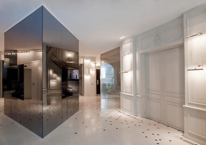 La Maison Champs Elysées par Martin Margiela