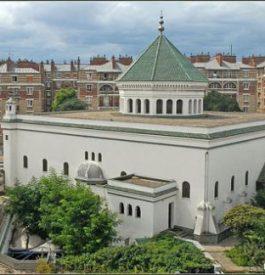 Se rendre à la Mosquée de Paris