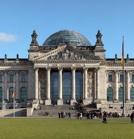 Se rendre au Reichstag Berlin